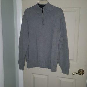 Lands End Sweaters Sale L L Bean Mens Sweater With Zipper Poshmark